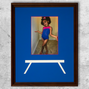 Youth Gymnastics Sports Frame